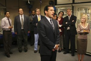 'The Office' Cast and Crew Members Felt Initially 'Intimidated' By This Guest Star … And The Feeling Was Mutual