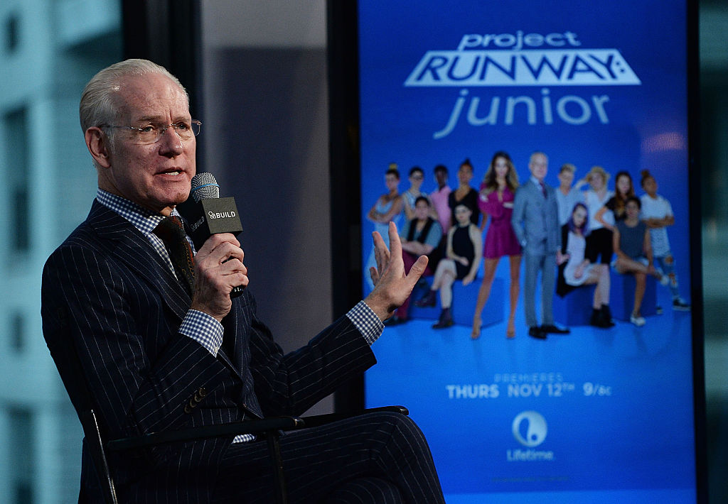What Fashion Expert Tim Gunn Thinks You Should Be Wearing in Quarantine
