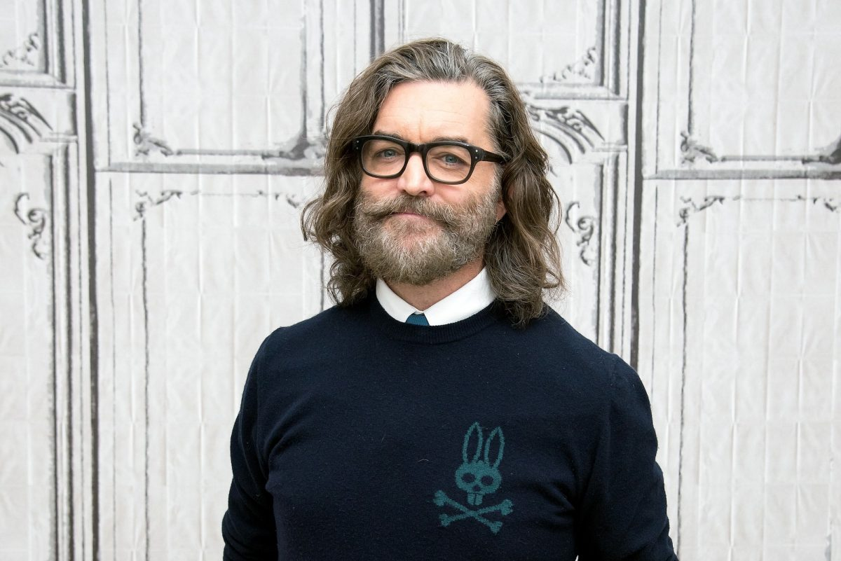 Timothy Omundson attends 2016 AOL BUILD Series
