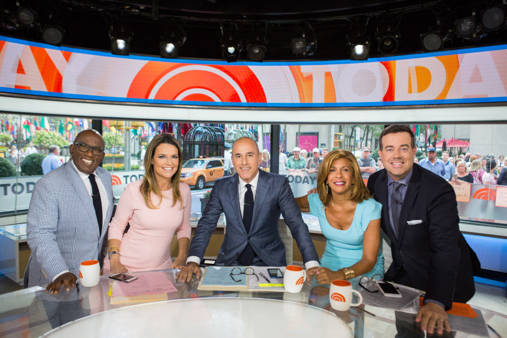 Why Today Host Savannah Guthrie Was Sobbing After Her Most