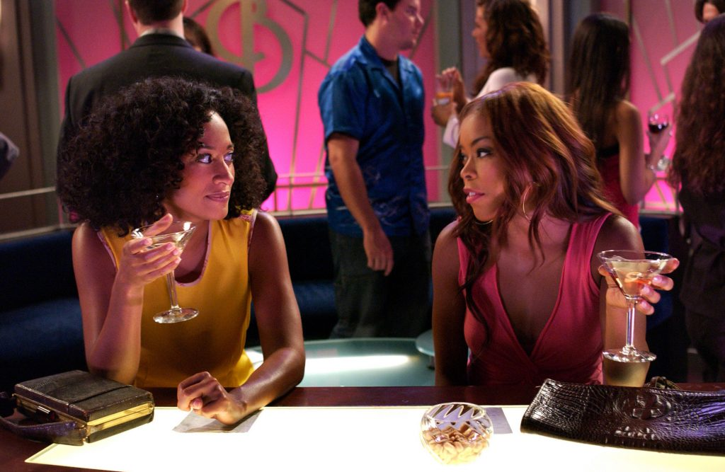 Netflix acquires Girlfriends and six other shows Tracee Ellis Ross and Golden Brooks