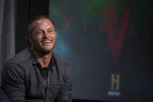 'Vikings': Why Travis Fimmel Wasn't Initially Too Crazy About the Speech Ragnar Gave Before His Death — 'I Hate Speeches'