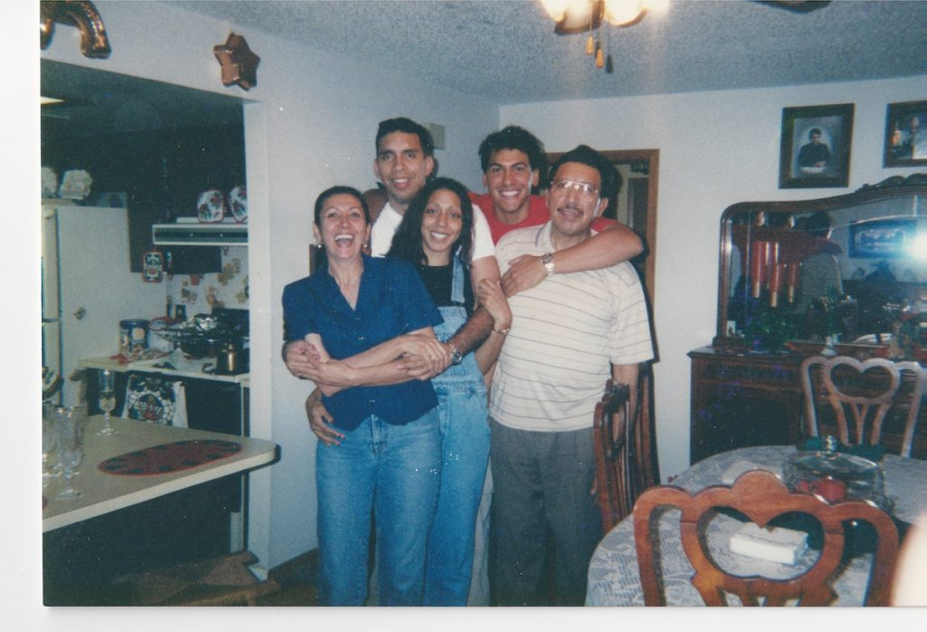 'Unsolved Mysteries' Rey Rivera and family