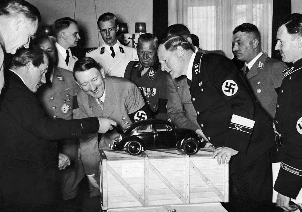 Volkswagen and Hitler