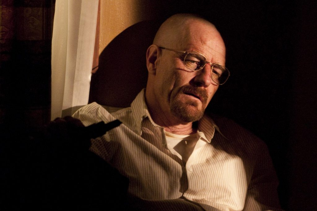 'Breaking Bad': Bryan Cranston Has a Special Tattoo to Honor AMC Series and Walter White thumbnail