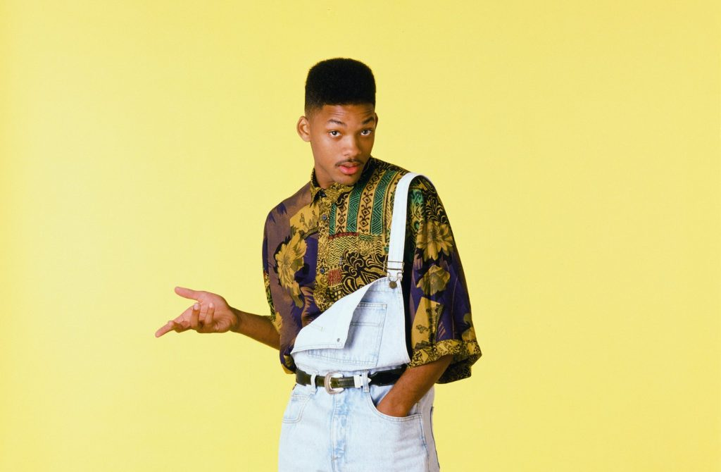 Will Smith on 'The Fresh Prince of Bel-Air'