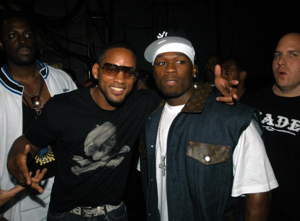 Will Smith and 50 Cent