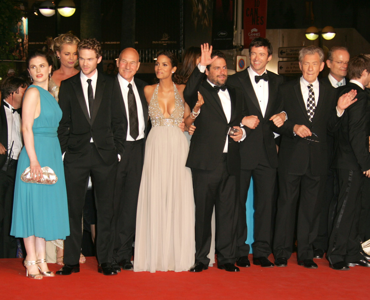 The cast of 'X-Men: The Last Stand'