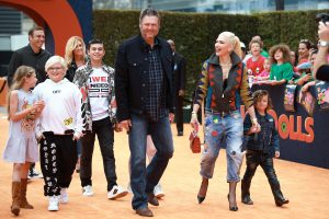 Blake Shelton Admits It Was 'Scary' Stepping in as a Parent for Gwen Stefani's Sons