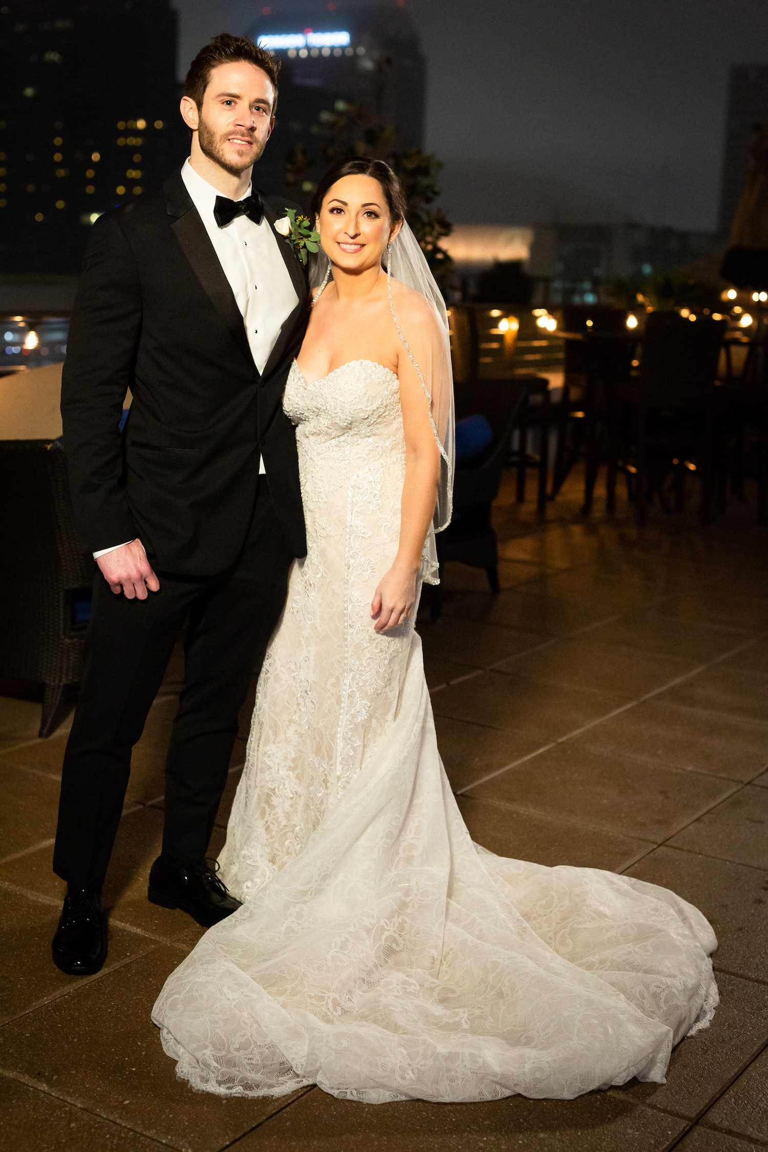 Brett and Olivia of Married At First Sight Season 11 getting married