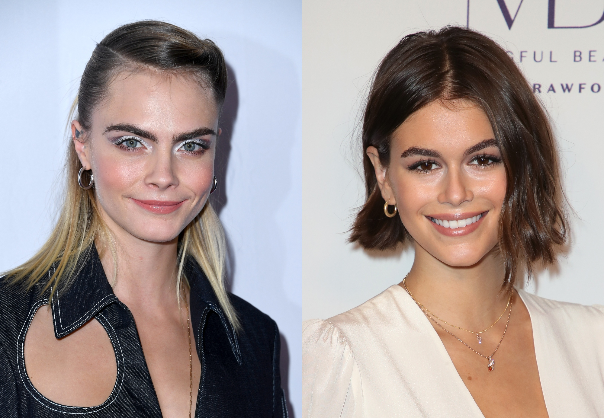 Who Are Cara Delevingne And Kaia Gerber S Famous Exes