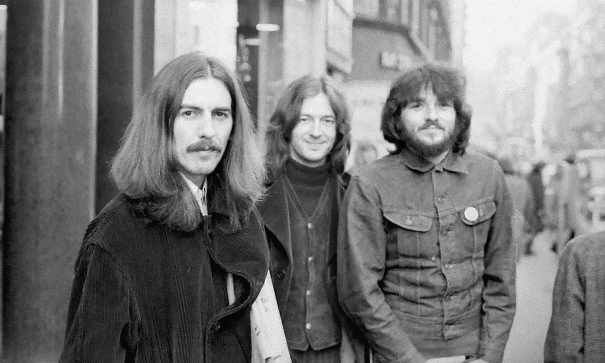 The Hit Cream Song George Harrison Wrote With Eric Clapton in the Late Beatles Years