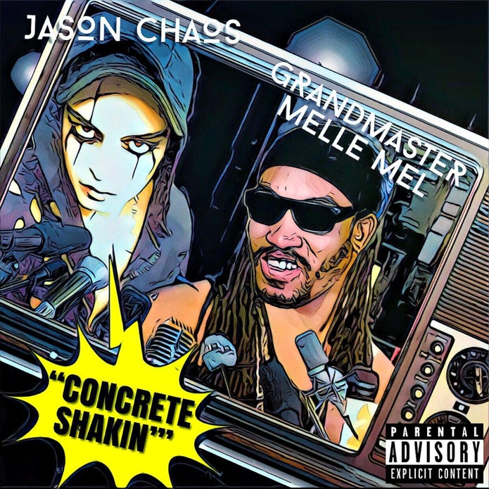 Jason Chaos and Grandmaster Melle Mel