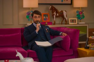 What Daniel Radcliffe 'Got Away With' While Filming 'Unbreakable Kimmy Schmidt: Kimmy vs. the Reverend'