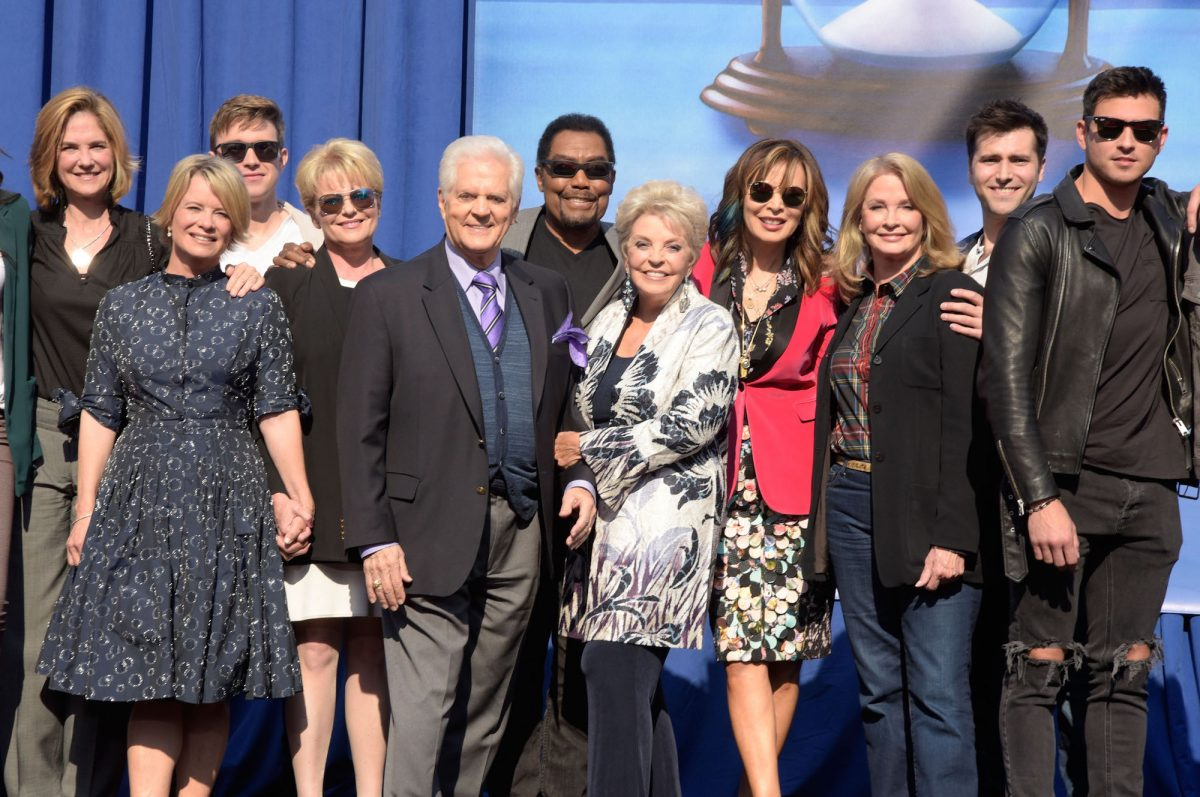 'Days of Our Lives' cast