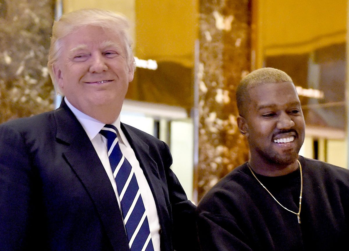 What Donald Trump Said On Kanye West's US Presidential Bid