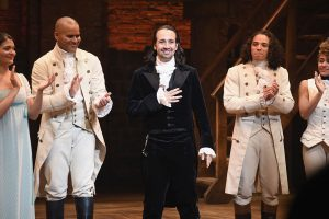 The Song From 'Hamilton' That Was Inspired By a Lot of Beatles Songs