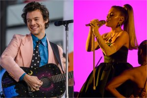 Harry Styles Wrote This Song For Ariana Grande's First Album; Fans React With 'Who Hurt Harry?'