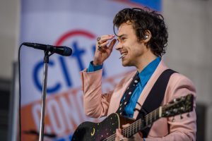 Harry Styles Can Now Read You To Sleep With This Meditation App