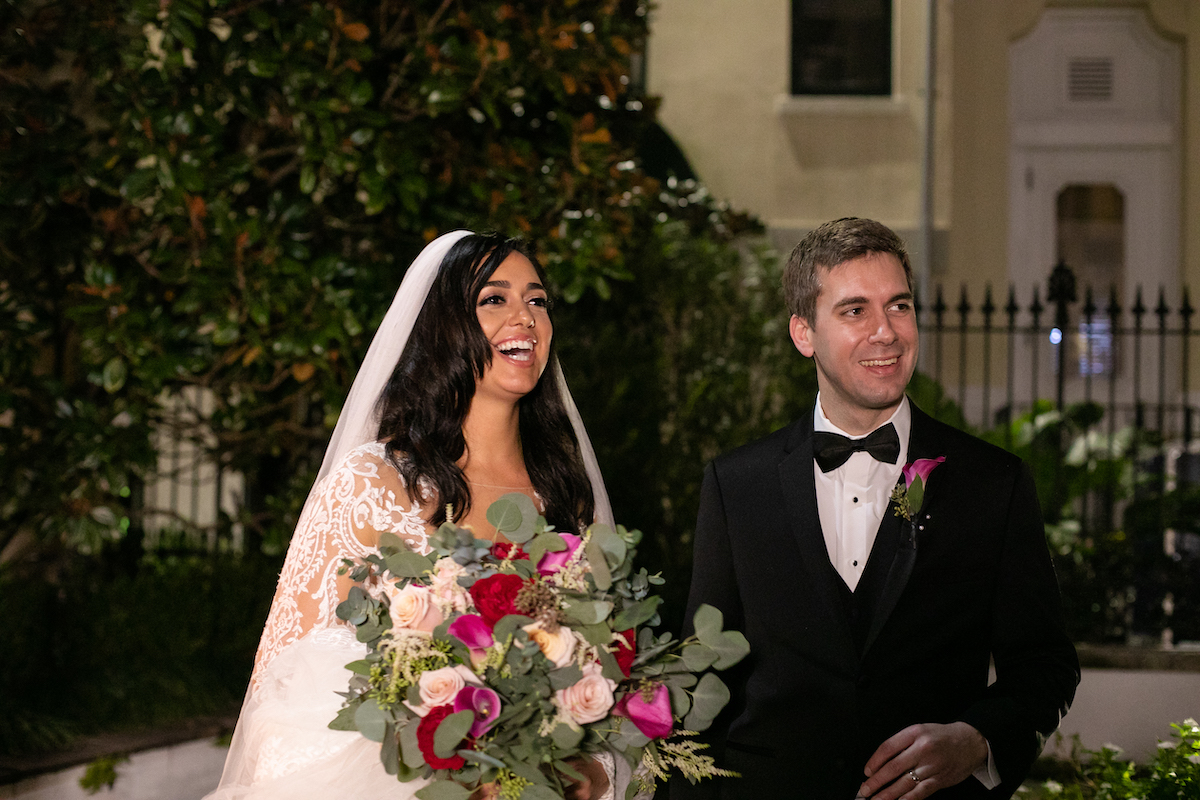 Christina and Henry of Married at First Sight