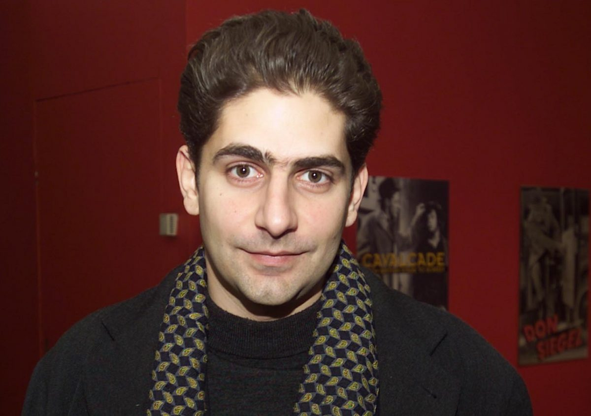 Michael Imperioli at an event in 2001