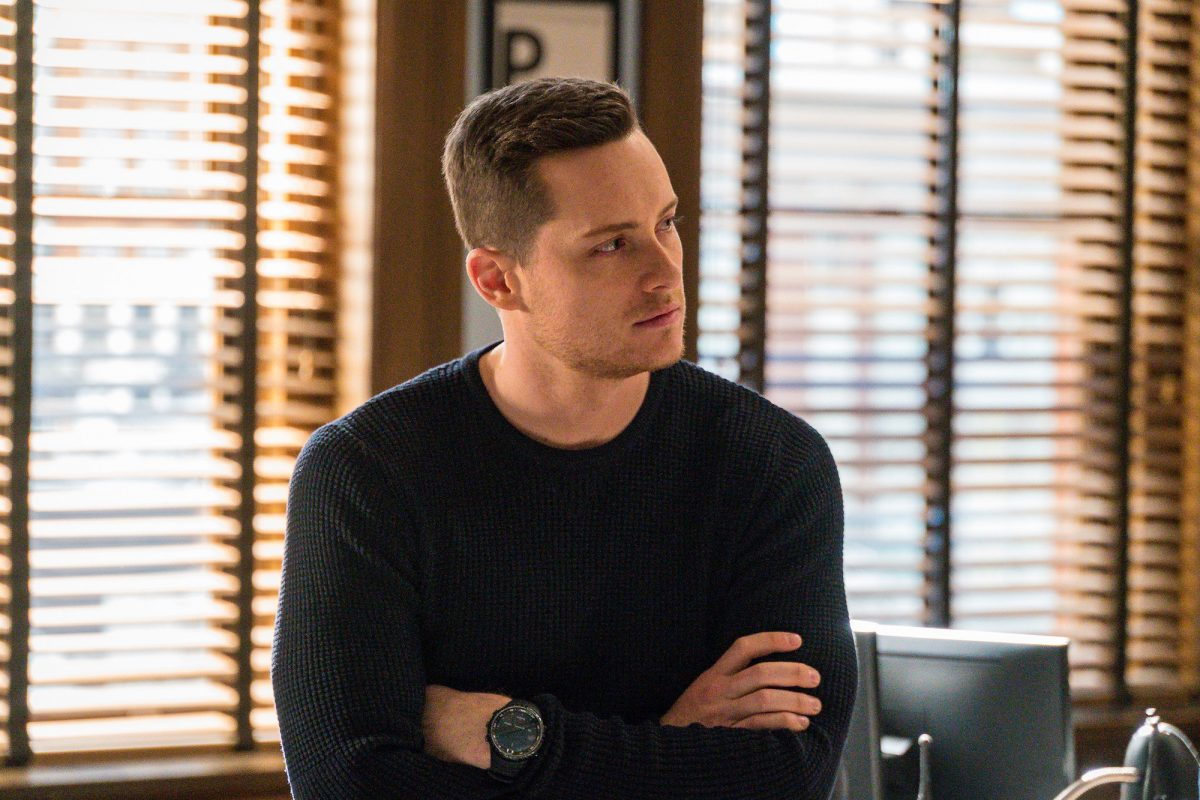 Jesse Lee Soffer as Jay Halstead