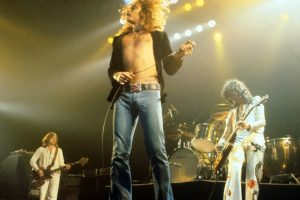 When Led Zeppelin Dove Into Samba on a Wild 'In Through the Out Door' Track