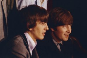 John Lennon Thought He Deserved a Much More Prominent Place in George Harrison's Book