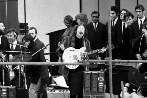 The Late Beatles Lyric That Sounded Like a Shot at the Rolling Stones