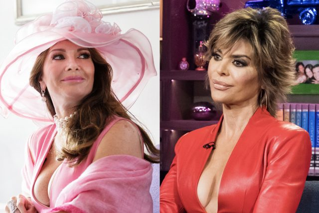 'RHOBH': Lisa Rinna Shows Sarah Paulson Love After Lisa Vanderpump Shade
