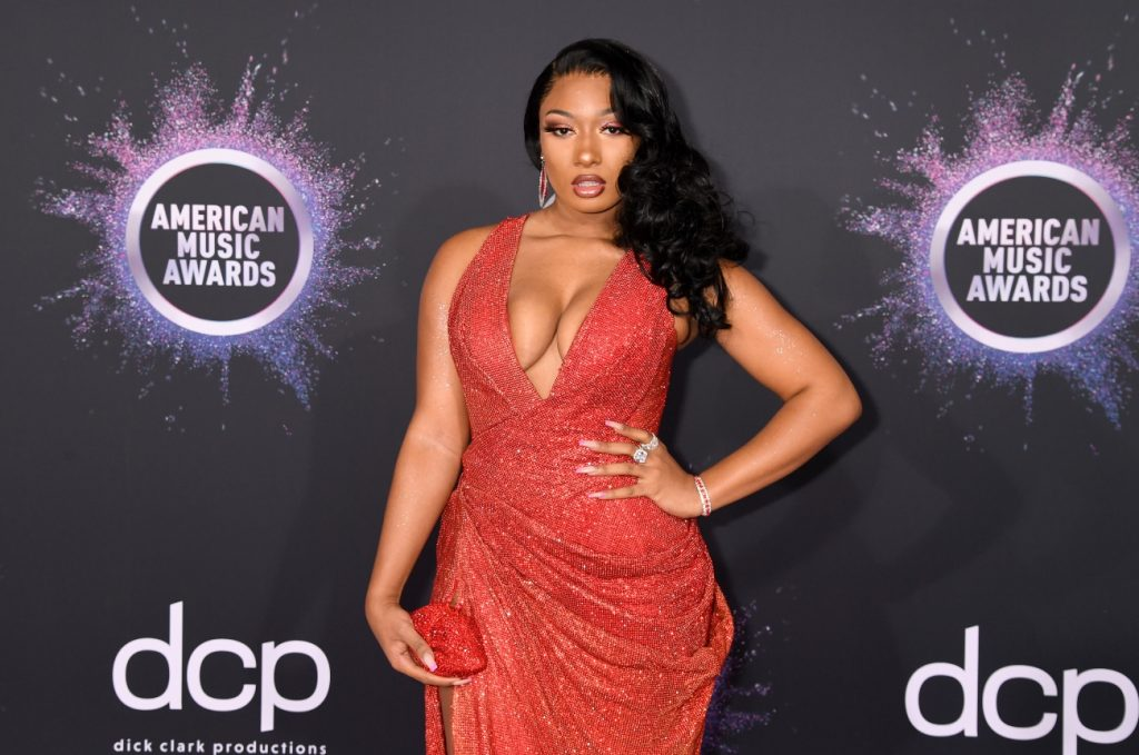 Megan Thee Stallion Says She Was Shot Twice In The Foot