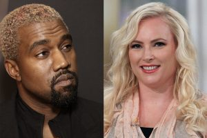 'The View': Meghan McCain Wants 'Attention' for Kanye West to Stop