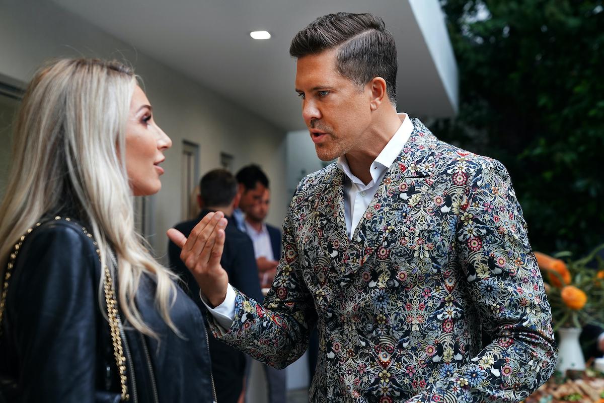 Heather Altman and Fredrik Eklund from 'Million Dollar Listing'
