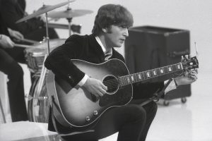 Did John Lennon Think He Was a Better Guitarist Than George Harrison?
