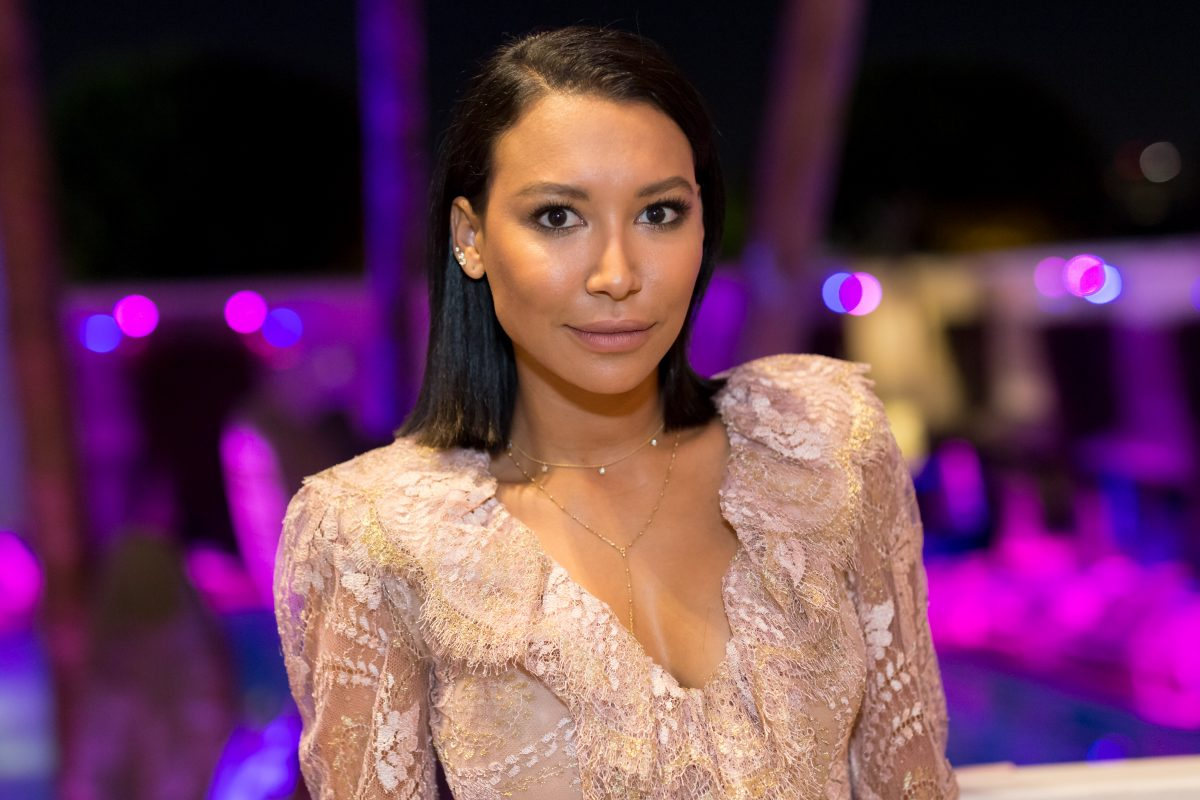 Naya Rivera attends the Point Honors Los Angeles on October 7, 2017