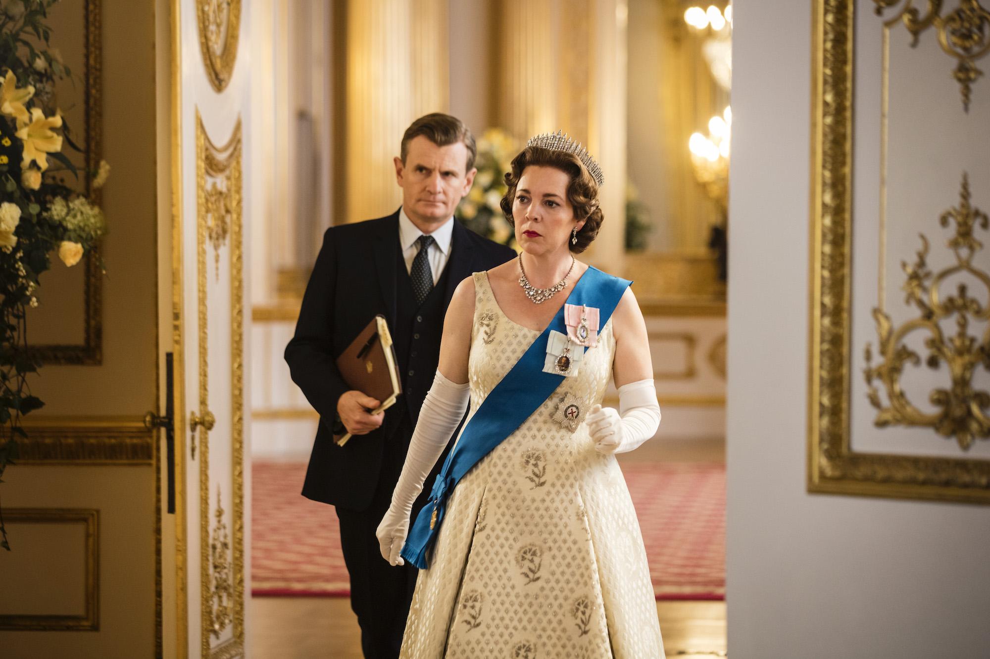 Olivia Coleman as Queen Elizabeth II in Season 3 of 'The Crown'
