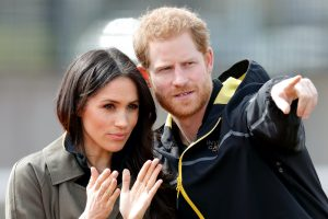 Prince Harry and Meghan Markle Are 'Working Nonstop' on Their Latest Project and 'It's Giving Them a Lot of Energy,' Source Claims