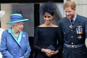 How Queen Elizabeth Took Back Control of the Prince Harry and Meghan Markle Exit Situation, Expert Explains