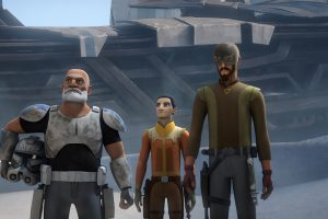 'Star Wars: The Clone Wars' Already Had a Sequel Series Before 'The Bad Batch'