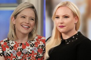 'The View': Sara Haines Returns and Fans Want Her as Meghan McCain's Replacement