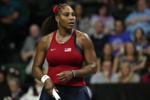 Serena Williams and Her Sister Venus Made NFL History