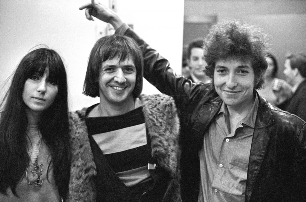 Bob Dylan with Sonny & Cher