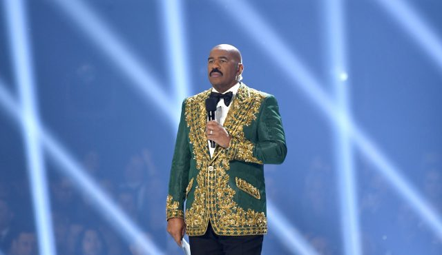 Steve Harvey Makes Over $9 Million From 'Family Feud'