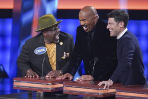 'Family Feud': Steve Harvey Couldn't Handle 'Orange' Being the Actual Response to a Question
