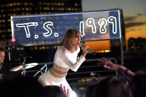Why Taylor Swift's 'Folklore' Has Fans Talking About '1989' Again