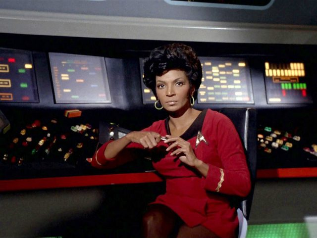 'Star Trek': How a Book About Africa Inspired Uhura's Name