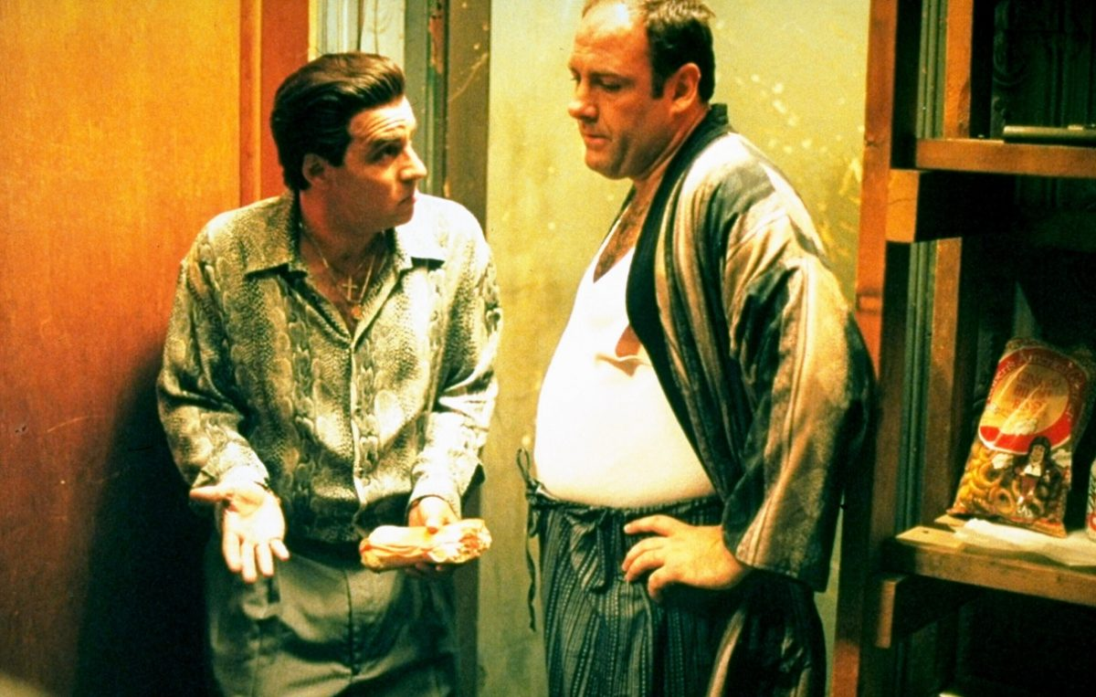 How the 'Sopranos' Costume Designer Helped James Gandolfini Prep for Angry Scenes