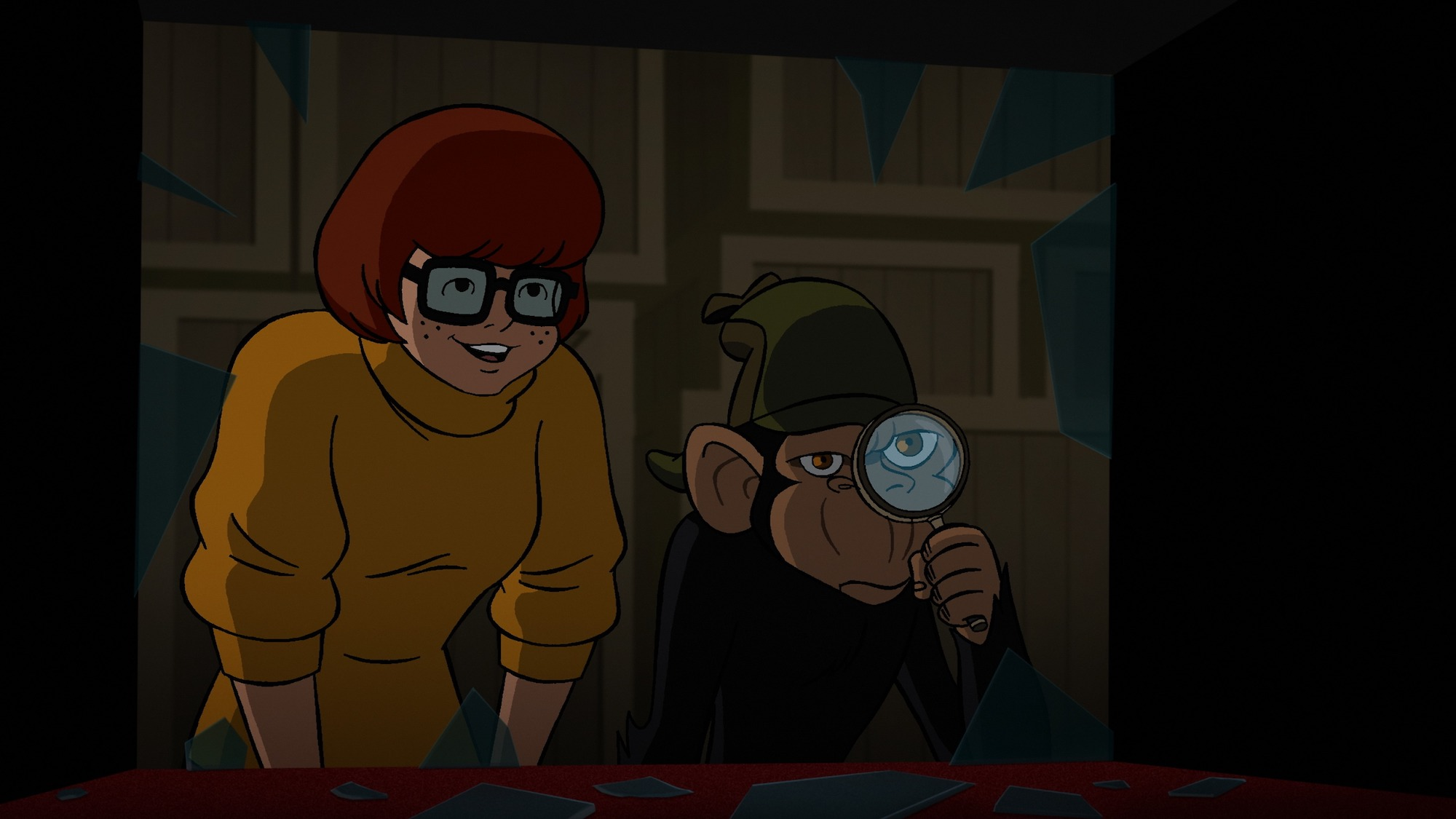 Velma in 2018's 'Scooby-Doo! & Batman: The Brave & the Bold'