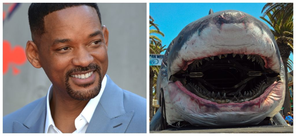 Will Smith, Shark Week display