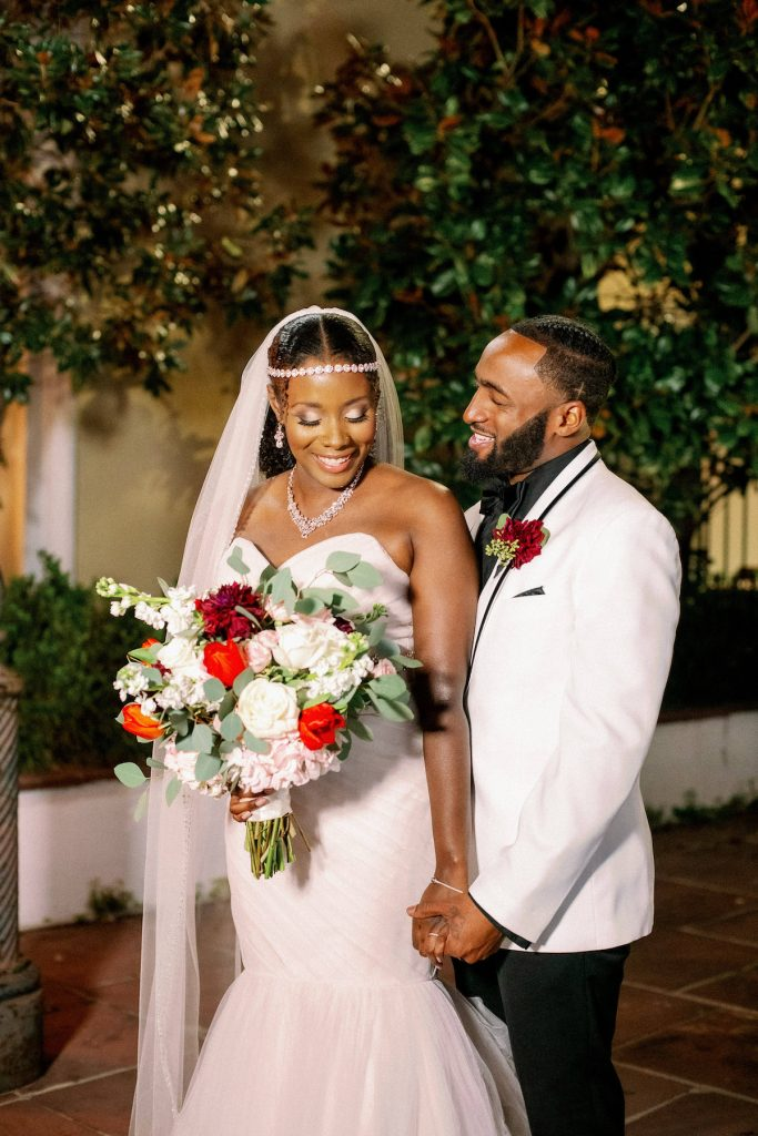 Woody and Amani on 'Married at First Sight'